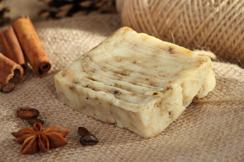 Natural herbal soap photo 5