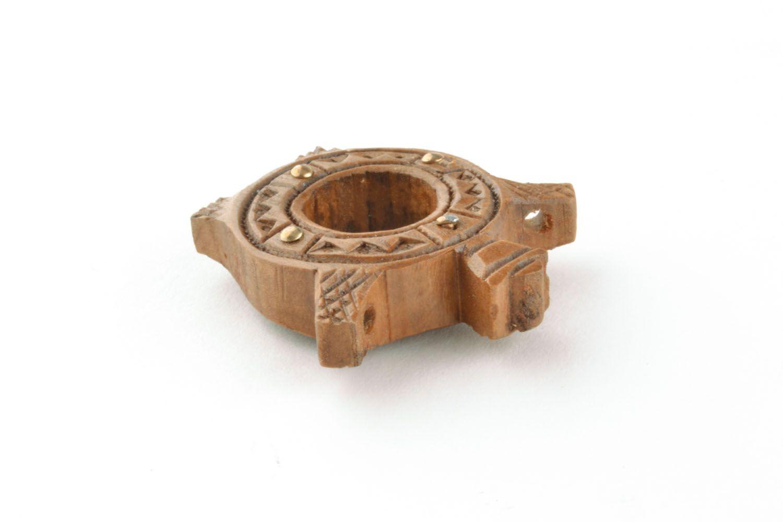 Ethnic pendant in the shape of jug photo 4
