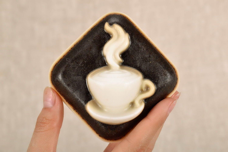 Handmade coffee soap photo 5