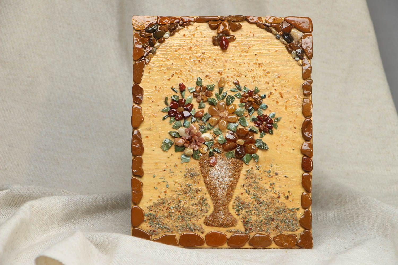 Madeheart panel decorativo de materiales naturales - Panel decorativo cocina ...