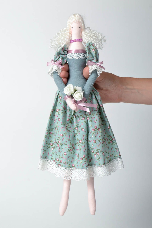 Textile interior doll Lavender Fairy photo 4