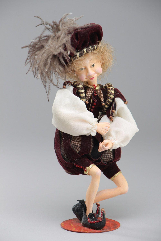 Мастер-класс - каркасная кукла своими руками / Как сделать папье