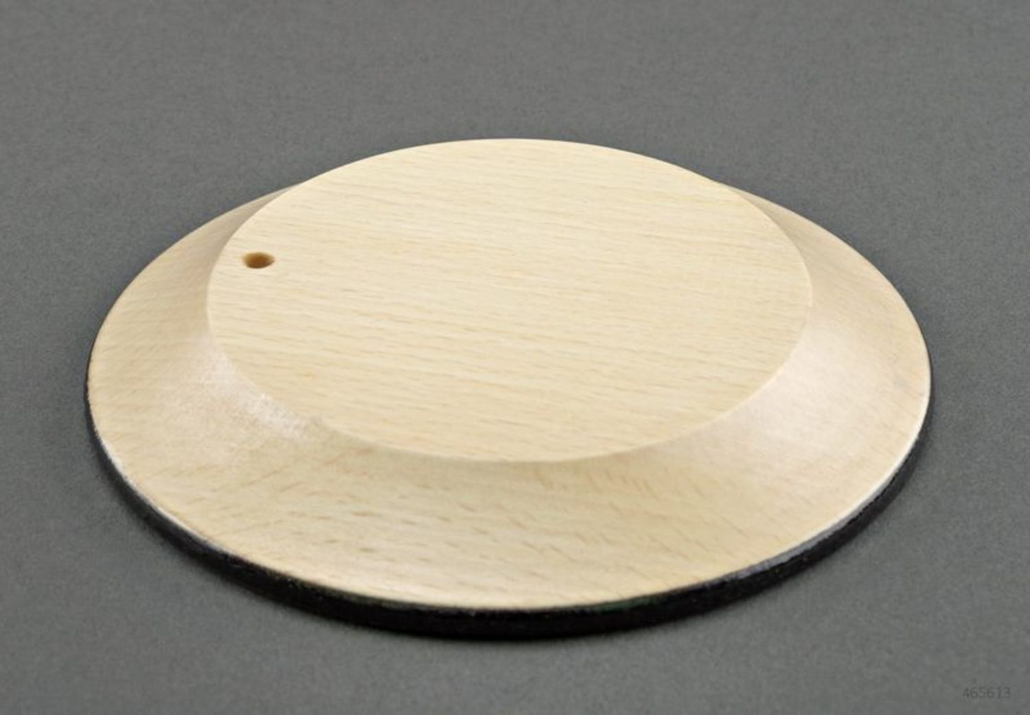 Decorative wooden plate photo 4