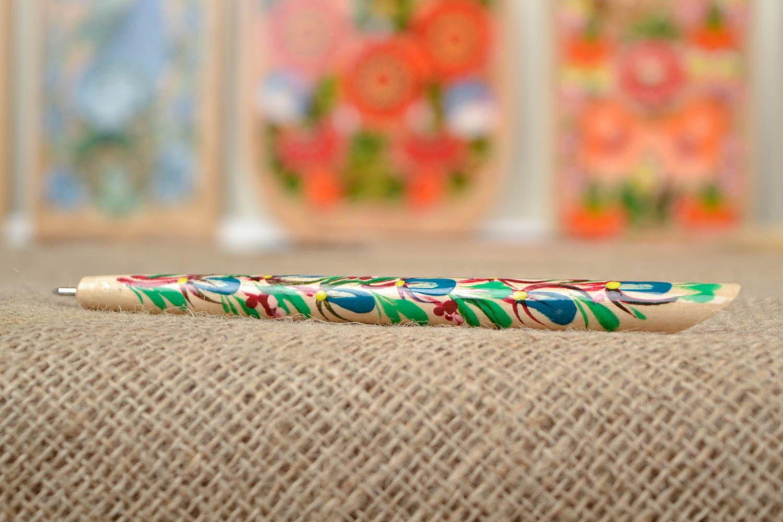 Madeheart u003e stylo en bois fait main fourniture de bureau cadeau
