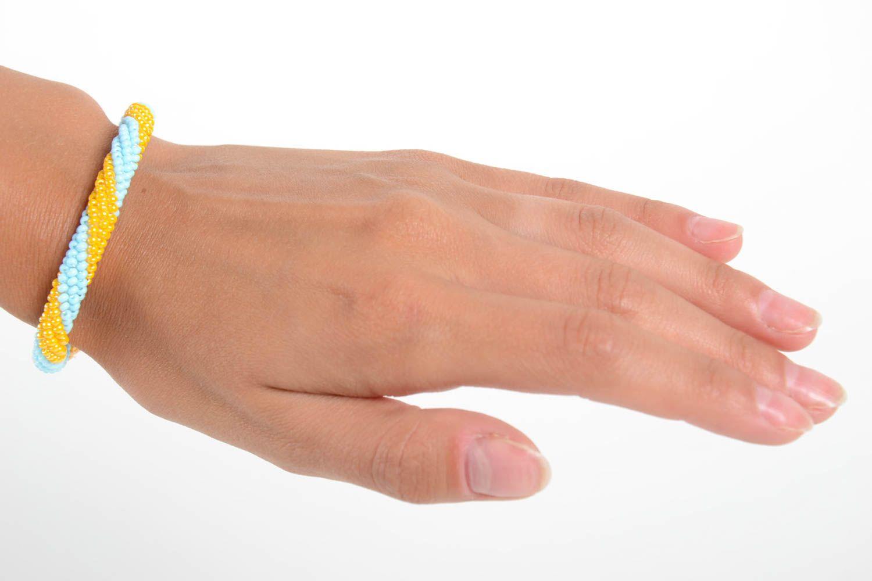 Handmade Rocailles Armband Designer Schmuck Frauen Accessoire Schmuck Armband foto 2