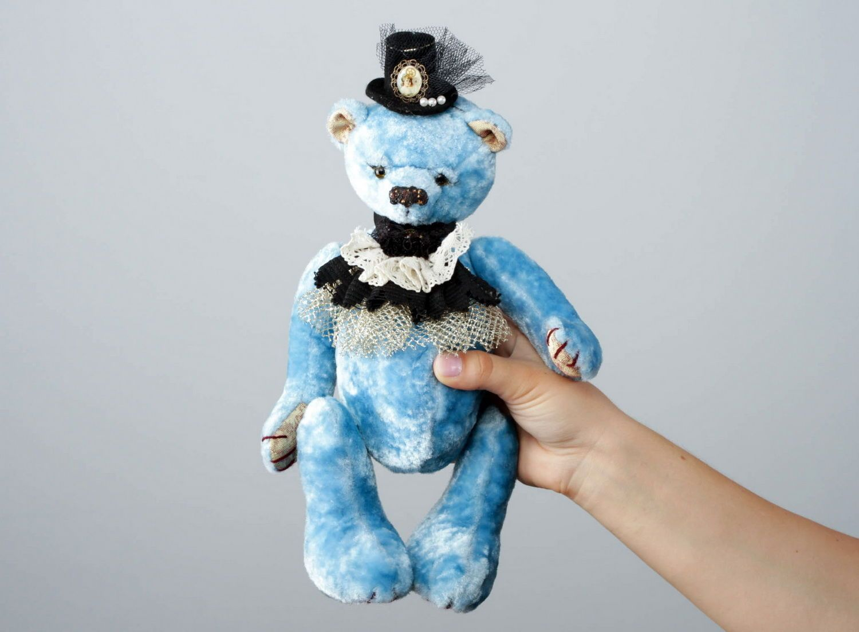 Plush toy Bear Ann photo 3