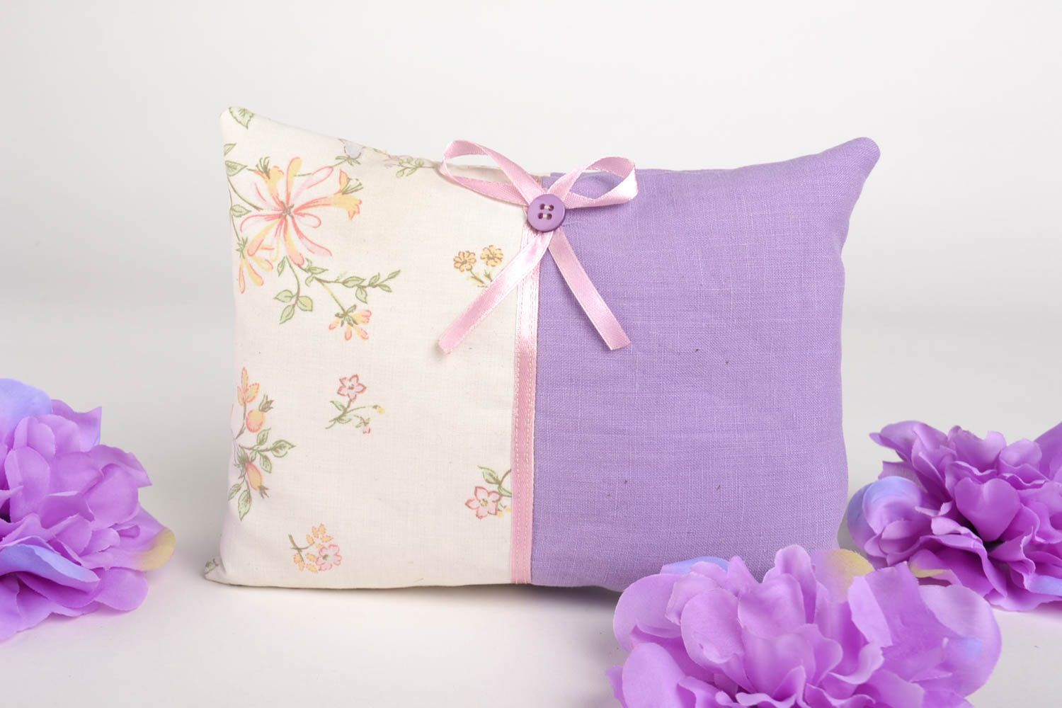 Homemade scented sachet therapeutic pillows aroma therapy home decorations photo 1