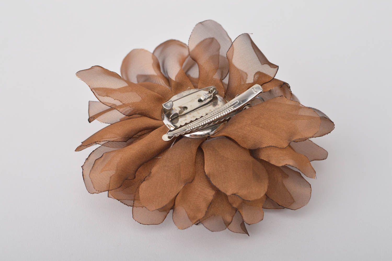Handmade jewelry flower hair accessories flower brooch flower hair clip  photo 5