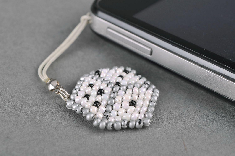 keychains Keychain, braided of beads