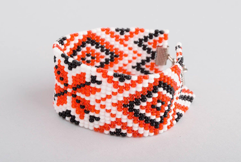 Beaded bracelet handmade bracelet designer jewelry women accessories cool gifts photo 4