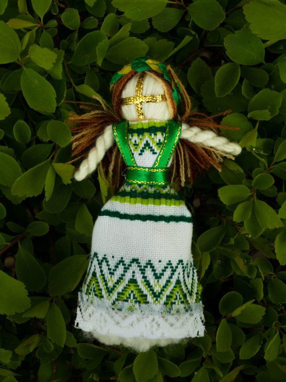 Beautiful handmade fridge magnet soft magnet doll kitchen design gift ideas photo 2