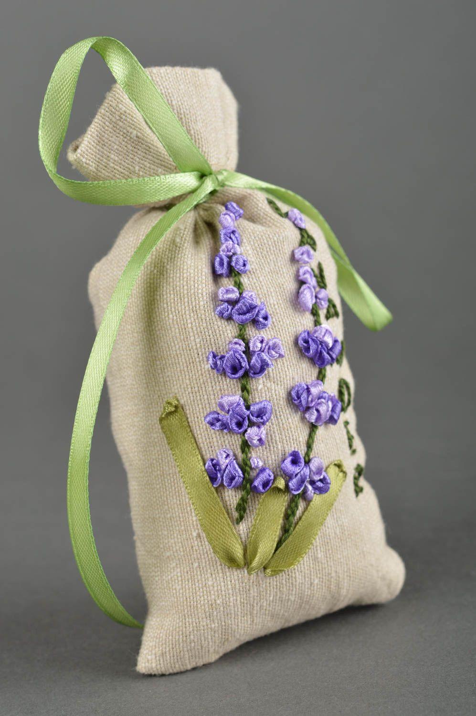 Handmade decor fabric bag for sachet embroidered bag decorative use only photo 2