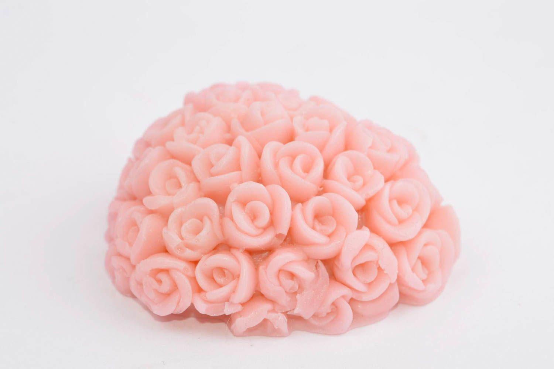 Handmade fragrant soap homemade soap natural cosmetics natural soap for women photo 3
