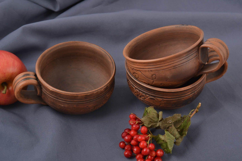 Madeheart tazas originales hechas a mano cer mica Gea ceramica artesanal