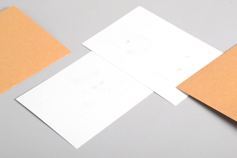 Handmade greeting card unusual card gift ideas designer signature card photo 3