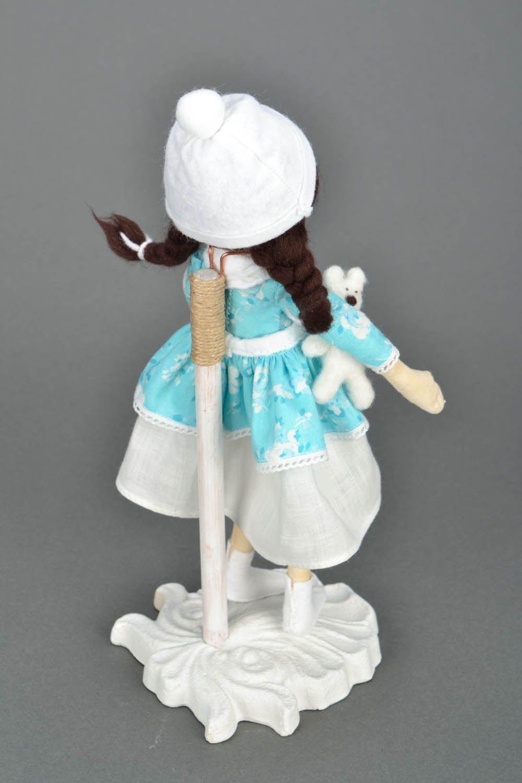 Homemade New Year's doll photo 4