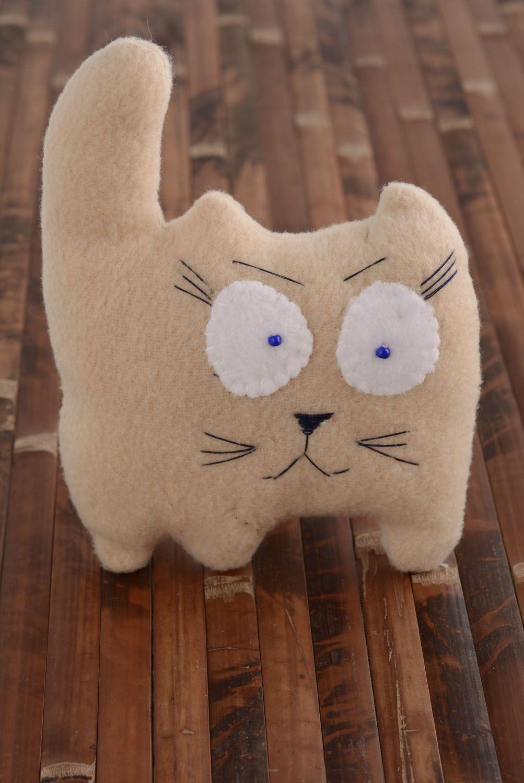 Fabric toy Kitten photo 1