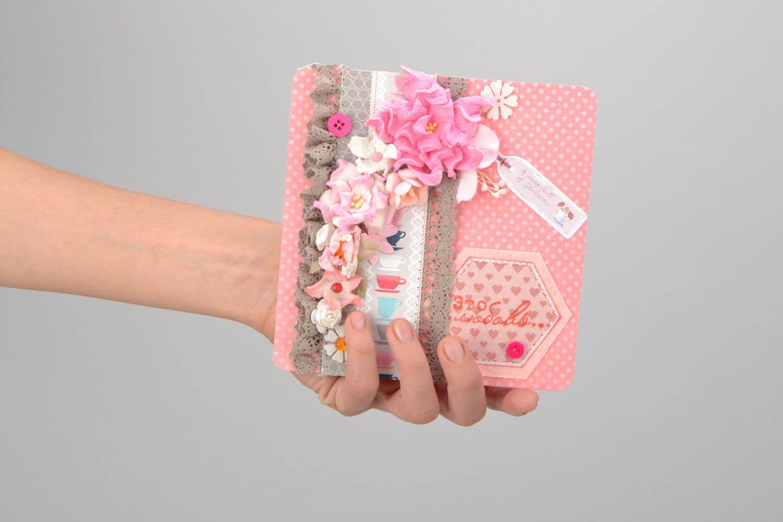 Designer's postcard With Love photo 2