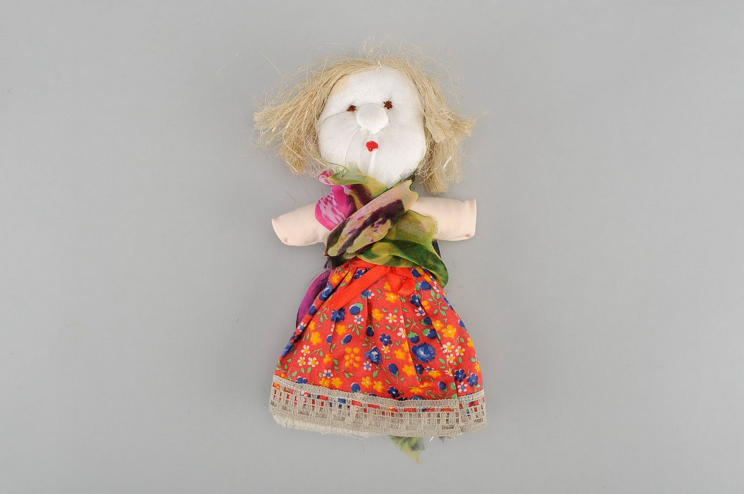Motanka doll Grandma sorcerer photo 3