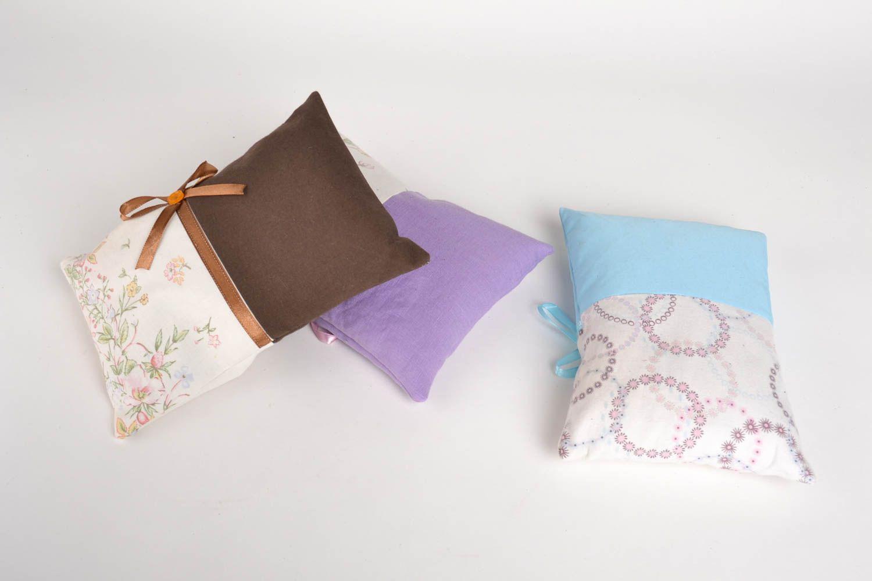 Homemade home decor decorative pillows scented sachets 3 sachet bags gift ideas photo 4