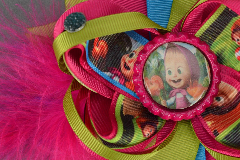 Children's hair clip photo 5