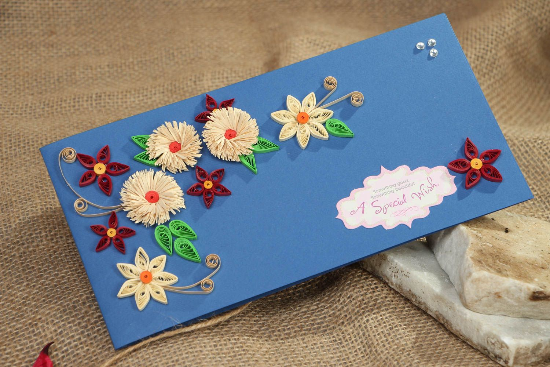 Handmade greeting card photo 5