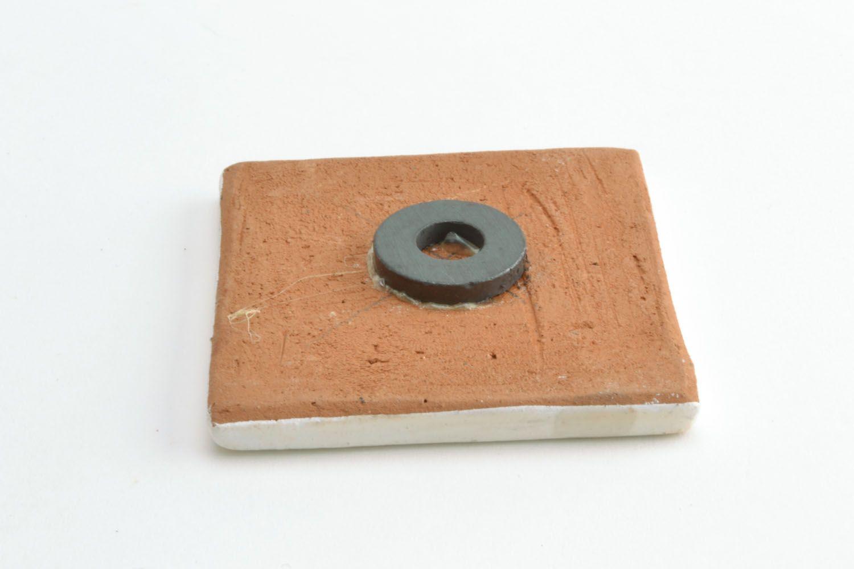 Ceramic magnet for fridge Goosebumps photo 5