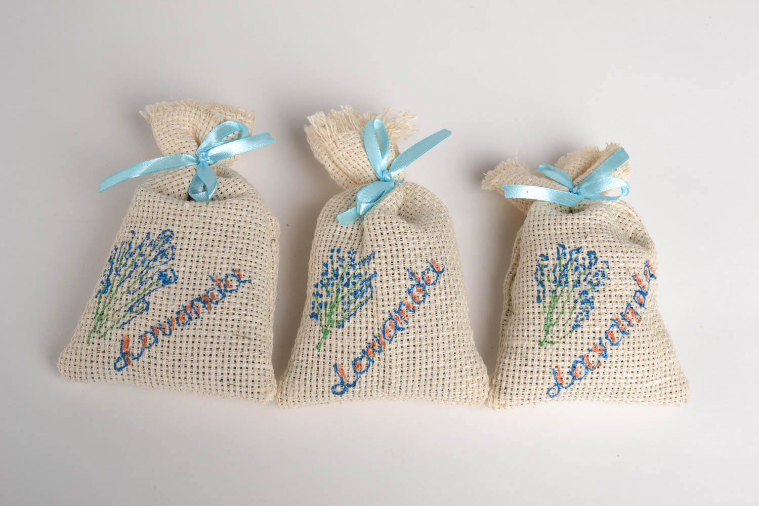 Sachet pillows handmade lavender sachets aroma therapy homemade gifts for friend photo 2