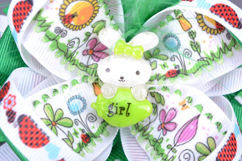 Barrettes clips Bunny photo 5