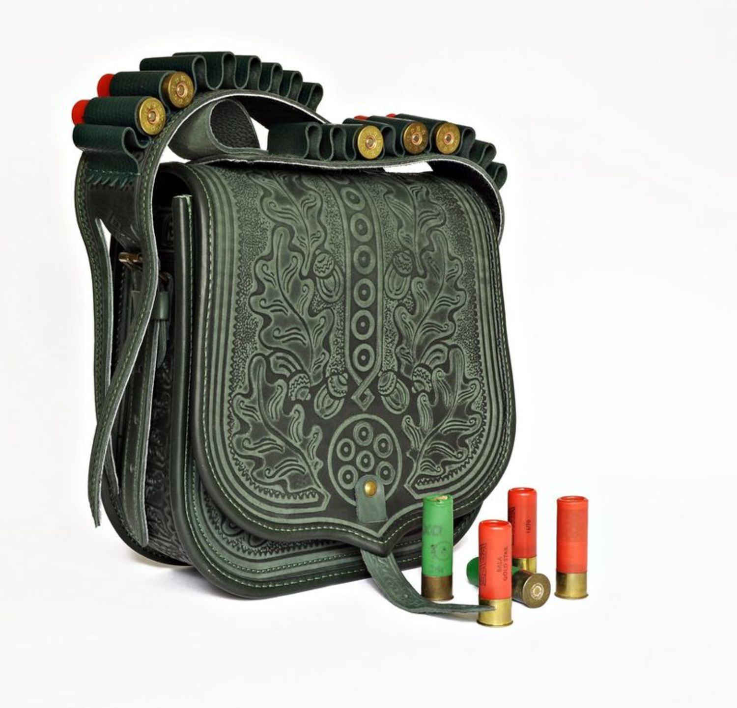 Men's Bags Hunting bag with cartridge - MADEheart.com