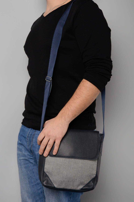 Men's Bags Unusual shoulder bag - MADEheart.com