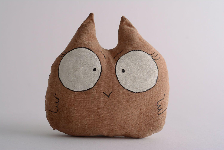 Interior impregnated toy Owl photo 3