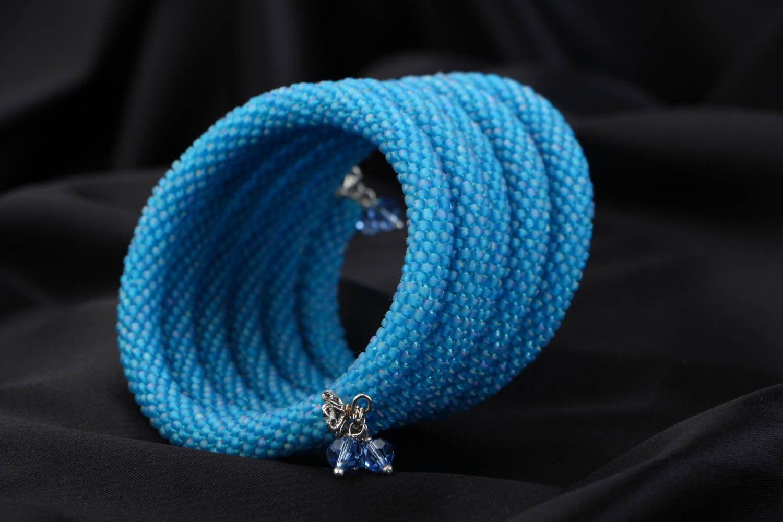 Multi-row beaded bracelet photo 3