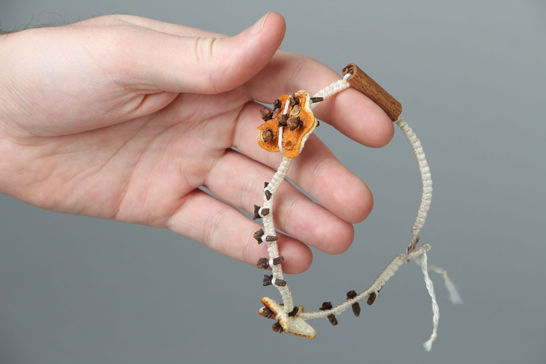 Wrist friendship bracelet Aroma photo 4