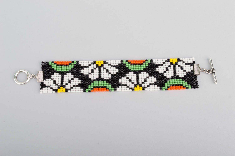 Handmade beaded bracelet designer jewelry fashion accessories bracelet for women photo 2