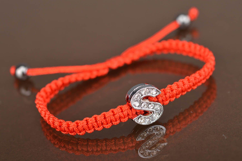 madeheart buchstaben armband handmade textil armband. Black Bedroom Furniture Sets. Home Design Ideas