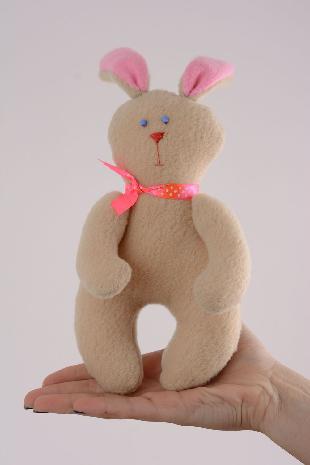 Soft toy with mint aroma Rabbit photo 4