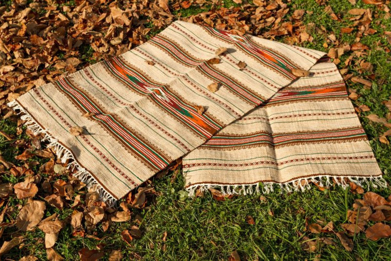 textiles and carpets Woolen carpet  - MADEheart.com