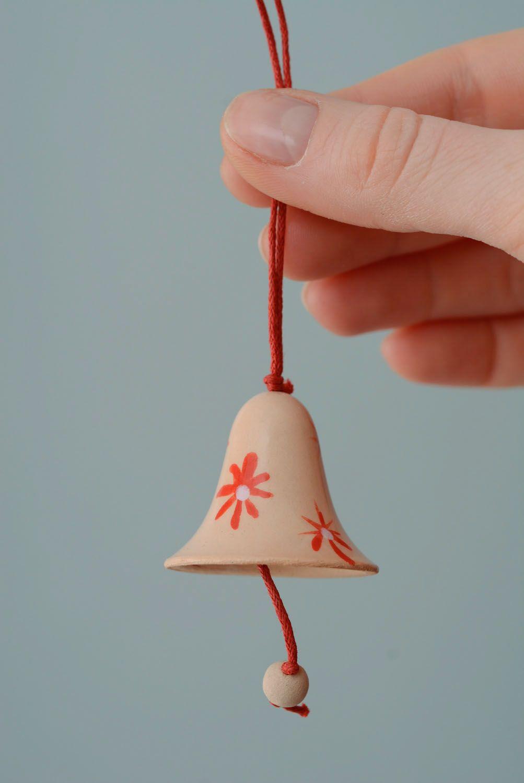Designer ceramic bell photo 4
