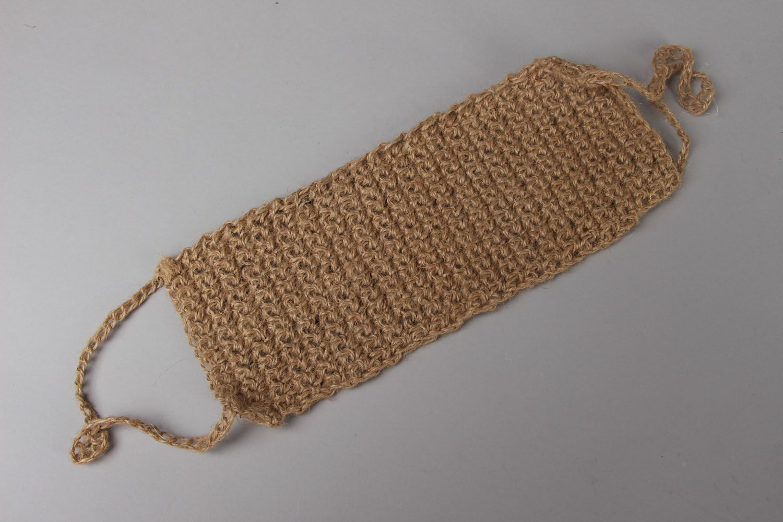 Crochet body scrubber  photo 1