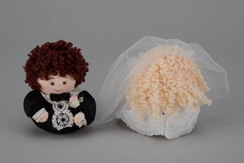 Couple of Wedding Toys Angels photo 5