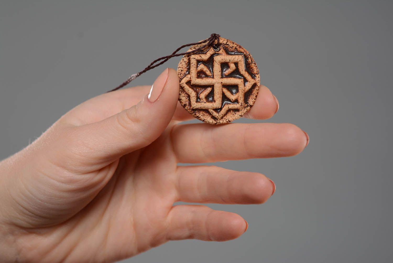 Slavic neck amulet Molvinets photo 2