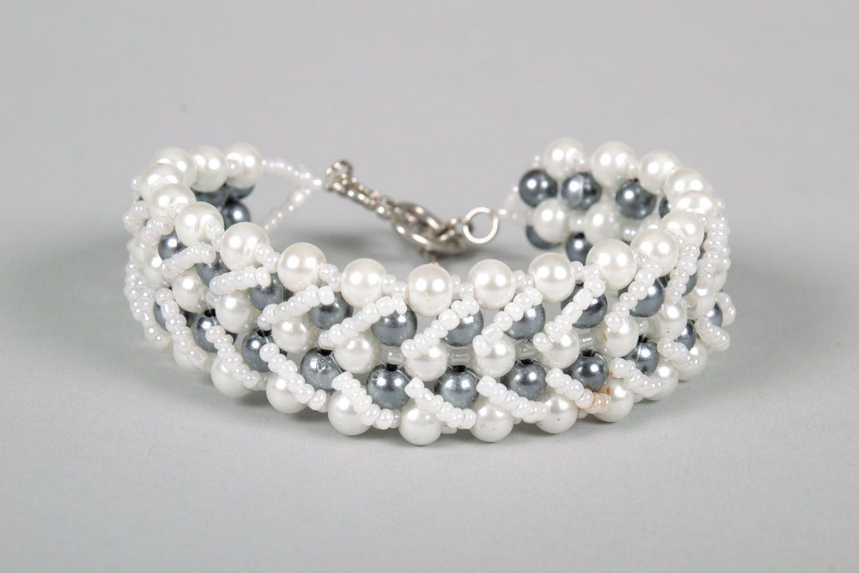 Homemade beaded bracelet photo 2
