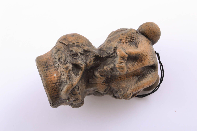 Handmade ceramic bell photo 3