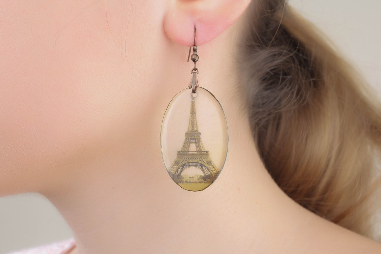 Earrings Paris photo 4