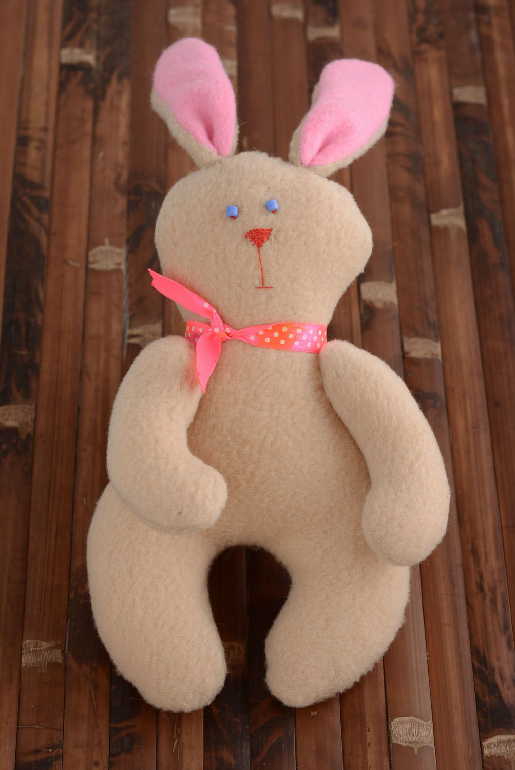 Soft toy with mint aroma Rabbit photo 1