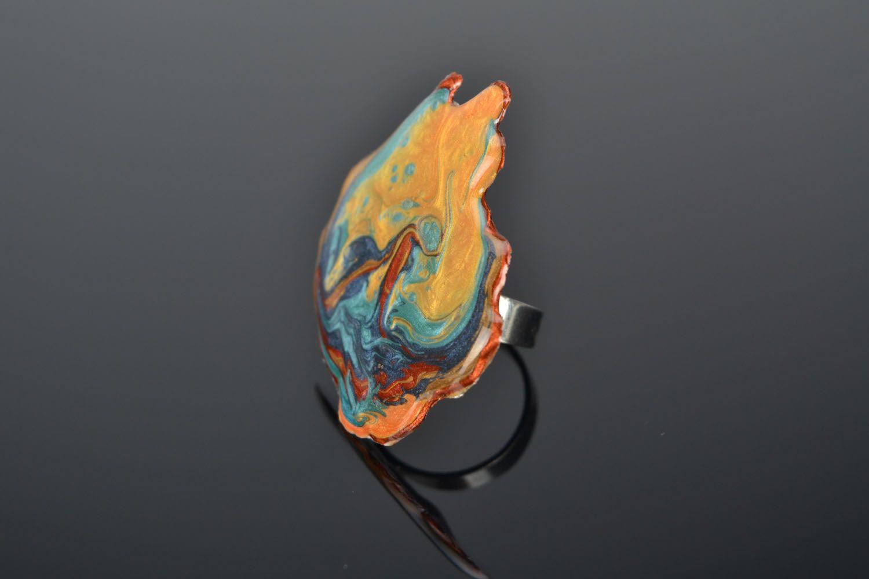 3D glaze seal ring Fantazy photo 1