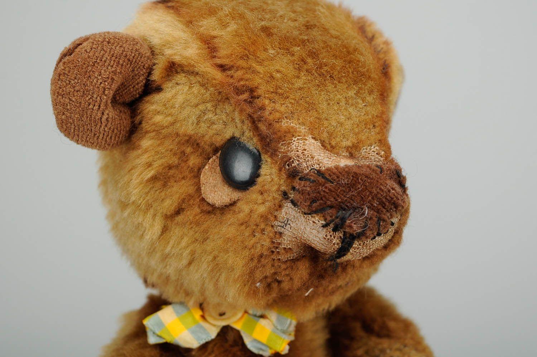 Soft toy Bear Venya photo 4