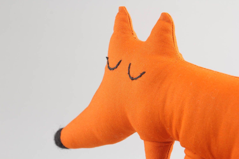 Soft toy Fox photo 3
