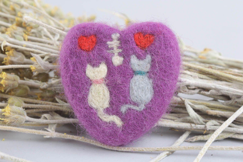 Body soap scrubber In love cats photo 1